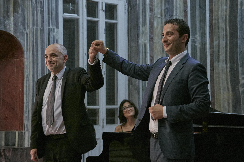 Noite de abertura em São Paulo com recital de Vito Priante